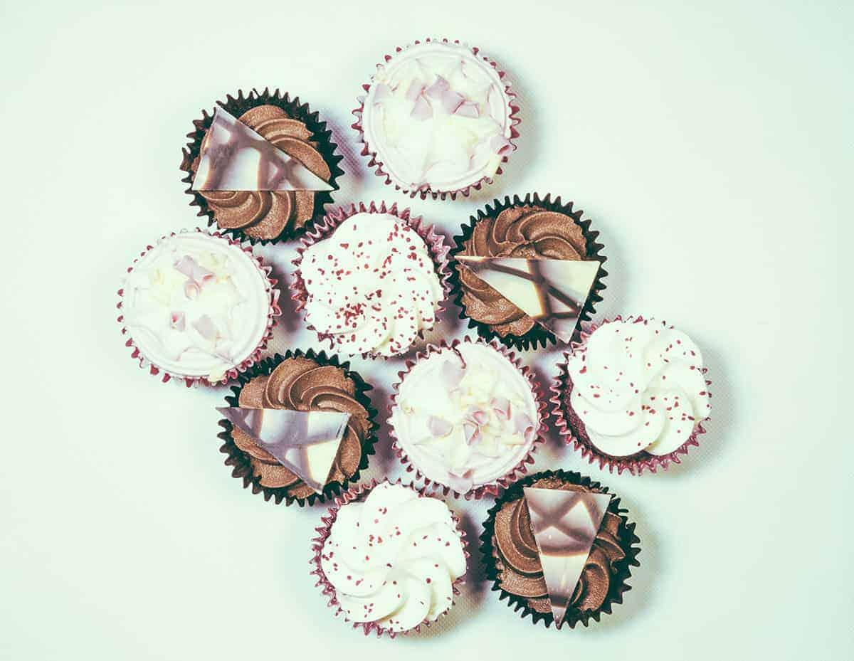 decorated cupcakes 3